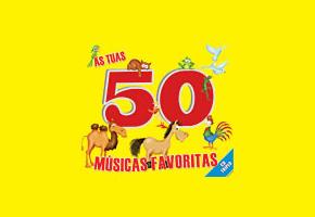Musicas Infantis - As Tuas 50 Músicas Favoritas