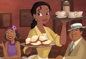 Tiana - A Princesa e o Sapo