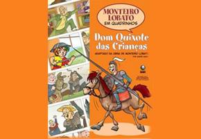 Monteiro Lobato em história em quadrinhos