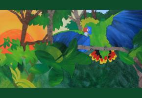 Vida Livre – A História do Papagaio-de-Cara-Roxa
