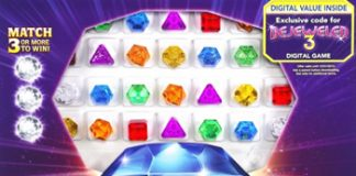 Bejeweled Board Game