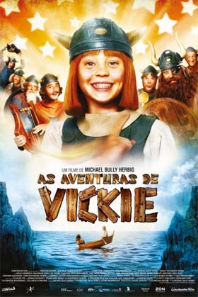 As Aventuras de Vickie - Filme