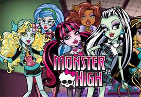 Em quais personagens são inspiradas as Monster High?