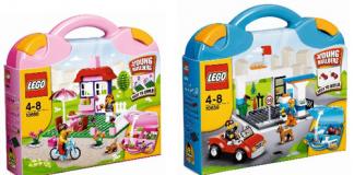 Malinhas LEGO: 4 aos 8 anos