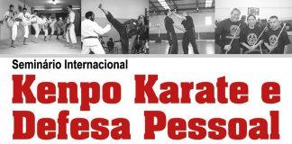Seminário Internacional Kempo Karate e Defesa Pessoal em Portugal