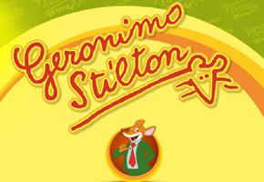 Geronimo Stilton - Jogos e Brincadeiras