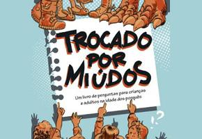 Livro de perguntas para crianças e adultos - Trocado por Miúdos