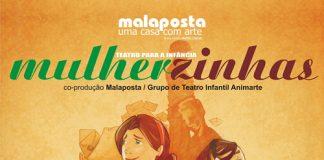 Peça de Teatro Mulherzinhas - Grupo de Teatro Infantil Animarte