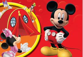 Coleção - A Casa do Mickey Mouse