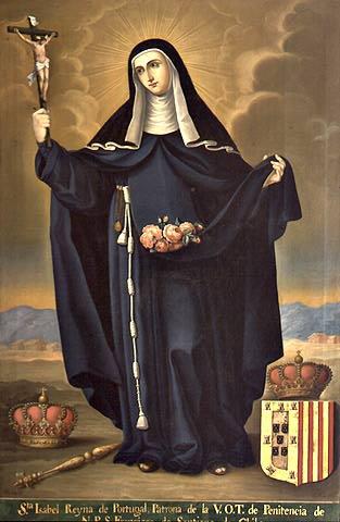 Rainha Santa D. Isabel de Aragão José Gil de Castro - Wikipédia