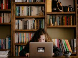 estudar em casa com ensino virtual