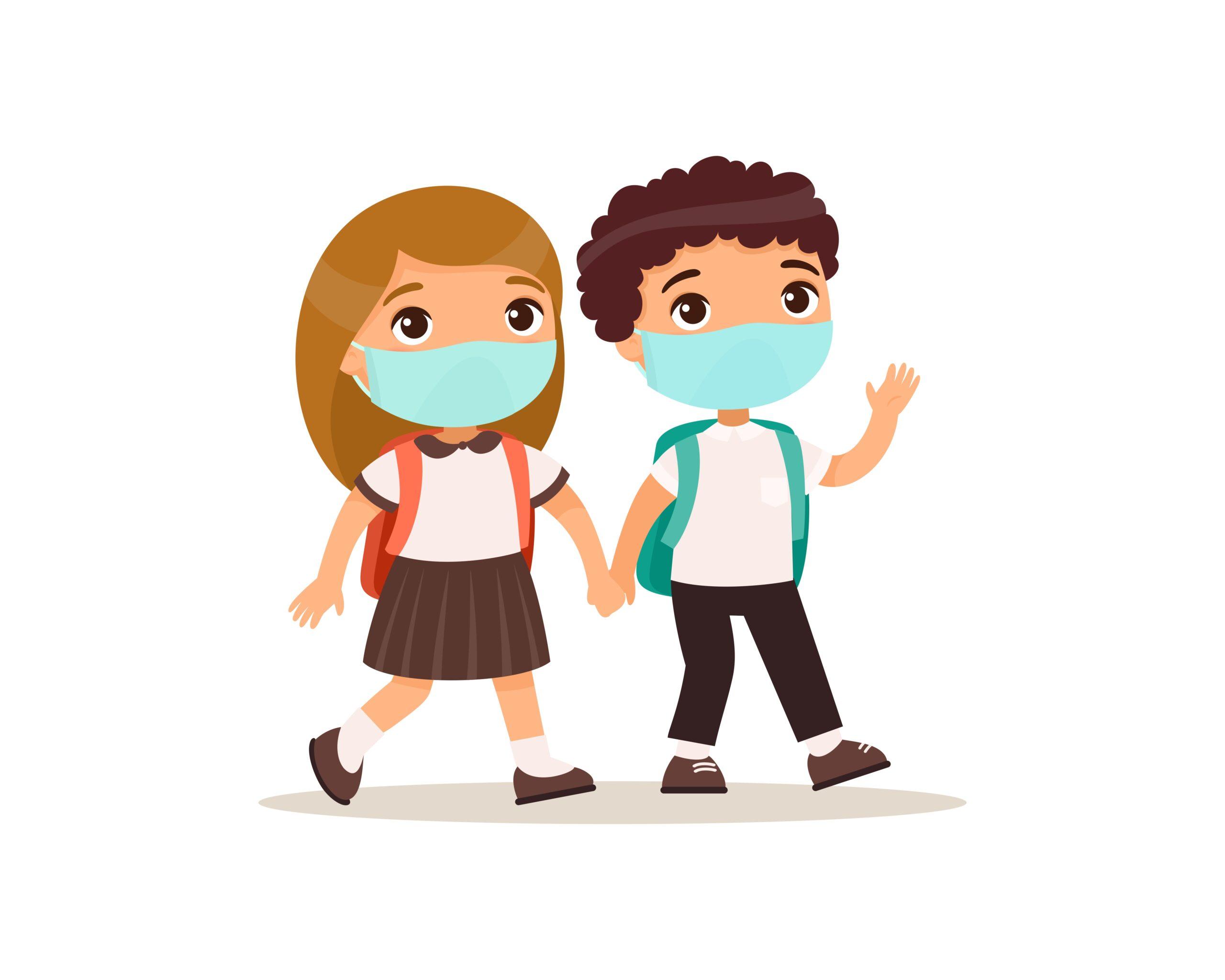 Crianças VS Isolamento Social